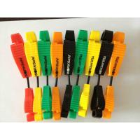 Wholesale Colorful Safety Plastic Working Glove Guard Clip , Glove Holder Clip from china suppliers