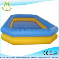 China Hansel Large Inflatable Water Pool Toys on sale