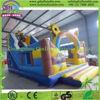 Wholesale Inflatable Playground Large Inflatable Slide Playground Slide Bouncer Game from china suppliers