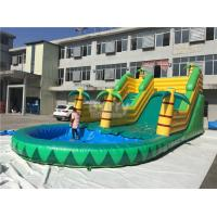 Wholesale Kids Inflatable Water Slides from china suppliers