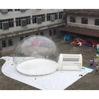 Wholesale High Strength Giant Transparent Inflatable Bubble Tent With High Polymer For Party from china suppliers