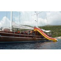 Wholesale Cold Air Inflatable Water Sports, Inflatable Yacht Slide For Sale from china suppliers