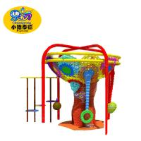Wholesale Rope Obstacle Indoor Playground Equipment For Kids Environmental Protection from china suppliers