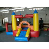 Wholesale Kids Outdoor Small Inflatable Commercial Bounce Houses / Bouncy Castles For Hire Or Rental from china suppliers