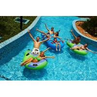 Wholesale PLC Control Rafting River Artificial Water Park Equipment For Family from china suppliers