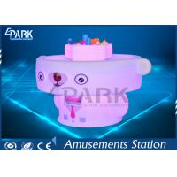 Wholesale Flashing Beach Play Plastic Candy Bear Sand Table Amusement Game Machines from china suppliers