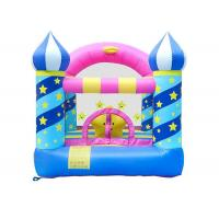 Quality Customized Size Kids Inflatable Jumping Castle High Load - Carrying Capacity for sale