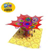 Wholesale Kindergarten Indoor Obstacle Course Equipment Capacity 70 Children Per 100 Square Meters from china suppliers