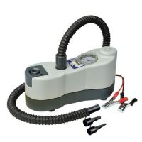 Plastic / Alu Material Inflatable Sup Electric Pump , 12v Air Pump For Inflatables
