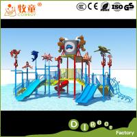 Wholesale Cowboy Stainless Steel and Fiberglass Water House, Kids Water Park for Swimming Pool from china suppliers