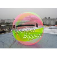 Wholesale Funny inflatable water ball, walking water ball and inflatable bubble ball for water from china suppliers