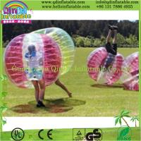 Wholesale Durable Inflatable Bumper Ball / Body Zorb Ball for Football Games from china suppliers