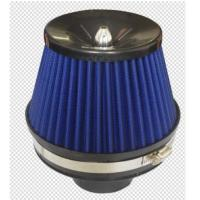 China Super Power Flow 76MM Aluminum 3 3.5 4 Racing Air Filter Cone - Shaped on sale