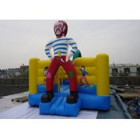 Wholesale Customize PVC Tarpaulin Inflatable Jumping Castle / Inflatable Bounce Castle For Children  from china suppliers