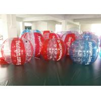 Wholesale Eco Friendly Inflatable Body Bumpers 0.8mm PVC / TPU OEM / ODM Accepted from china suppliers