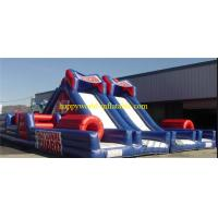 Wholesale inflatable park , inflatable fun city , indoor inflatable playground , inflatable obstacle from china suppliers
