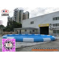 Wholesale Inflatable Above Ground Swimming Pools For Bumper Boat  , Water Balls from china suppliers