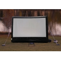 Wholesale 6*4 m Outdoor Inflatable Movie Screen / Projection Film Screen For Advertisement from china suppliers