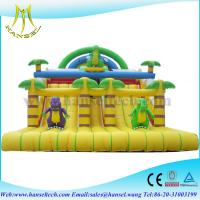 Wholesale Hansel used jumping castle for sale,bouncy castles for sale,inflatable water toy from china suppliers