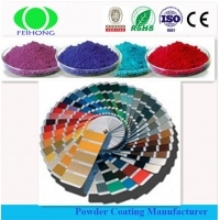 Wholesale Wrinkle Orange Peel Pure Polyester Powder Paint TGIC Free Uv Resistant from china suppliers