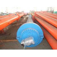 Wholesale Plane Rapid Gate Electric Hydraulic Cylinder , Simple Hydraulic Cylinder from china suppliers