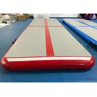 Wholesale Home Inflatable Air Track PLG-047 PVC Tarpaulin Sides Easy Installation from china suppliers