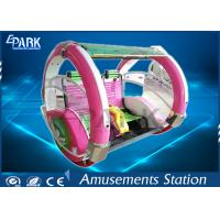 Happy Leswing Car Amusement Game Machines Battery Operated
