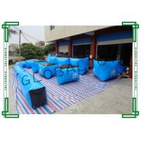 Wholesale Scratch Proof Inflatable Paintball Bunkers Giant For 5 or 6 Men from china suppliers