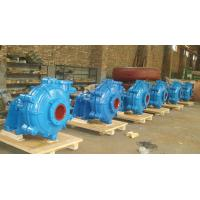 Wholesale 8 / 6 E - G Low Pressure Submersible Sand Dredging Pumps High Chrome A05 from china suppliers