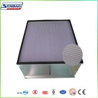 Wholesale Ceiling Ventilation System Fiberglass Air Filters for Medical Industry 100 Clean Room from china suppliers