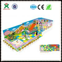 Wholesale Indoor Kids Playground Kids indoor Playground for Sale QX-105A from china suppliers