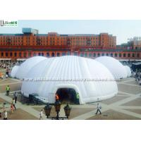 China 20 M Go Outdoors Inflatable Tent Party Or Exhibition Inflatable Air Tent on sale