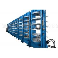 Simple Structure Tyre Vulcanizing Equipment With High Speed Open / Close Mold