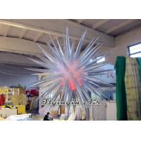 Hanging Inflatable Led Light with Blower for Dinner Night and Weekend Party