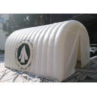 Wholesale White Advertising Inflatable Tent , UV Resistant Inflatable Shelter Tent from china suppliers