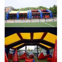 Wholesale Inflatable Bunker Tent, Inflatable Paintball Tent from china suppliers