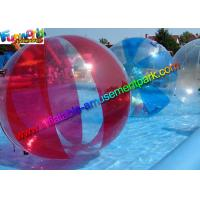 China 0.8mm PVC Inflatable Walking on Water Zorb Ball For Kids Funny on sale