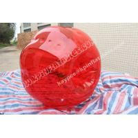 Wholesale Red Bumper ball,Bubble ball,human zorbing ball,Hamster Ball from china suppliers