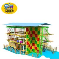 Wholesale Indoor /  Outdoor Playground Equipment Anti - UV Environmental Protection from china suppliers