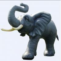 Wholesale Cold air Inflatable elephant from china suppliers