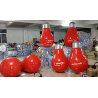 Wholesale inflatable bulb  inflatable lamp bulb inflatable lamp globe from china suppliers