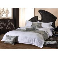 Quality Jacquard Style Hotel Collection Bedding Sets King Strong Fastness To Wash for sale