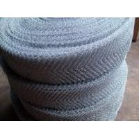 Wholesale 316 Stainless Steel Knitted Wire Mesh Plain Weave Filter Strainers Demister Pad from china suppliers
