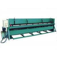 Wholesale 380V 50Hz Sheet Metal Cutting Machine With Cr12 Cutting Blade Material from china suppliers