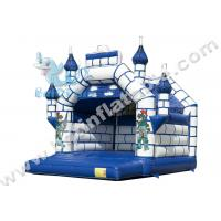 Buy cheap Inflatable bouncy castle,inflatable standard bouncer,inflatable jumper for fun from wholesalers
