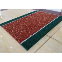 Wholesale Impact Resistant Recycled Rubber Crumb Multicolors Anti - Slip Jogging Flooring from china suppliers