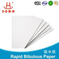 Wholesale 100% Natural Plant Fiber Moisture Absorbent Paper For Food Oil / Water from china suppliers
