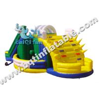 Wholesale Hot sell Inflatable obstacle,inflatable climbing from china suppliers