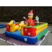 Wholesale Small Inlatable bouncy castle, Inflatable slide,Inflatable jump house,Inflatable trampoline from china suppliers