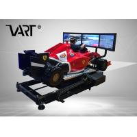 9D Virtual Reality F1 Driving Simulator With Project Car Racing Game For Entertainment